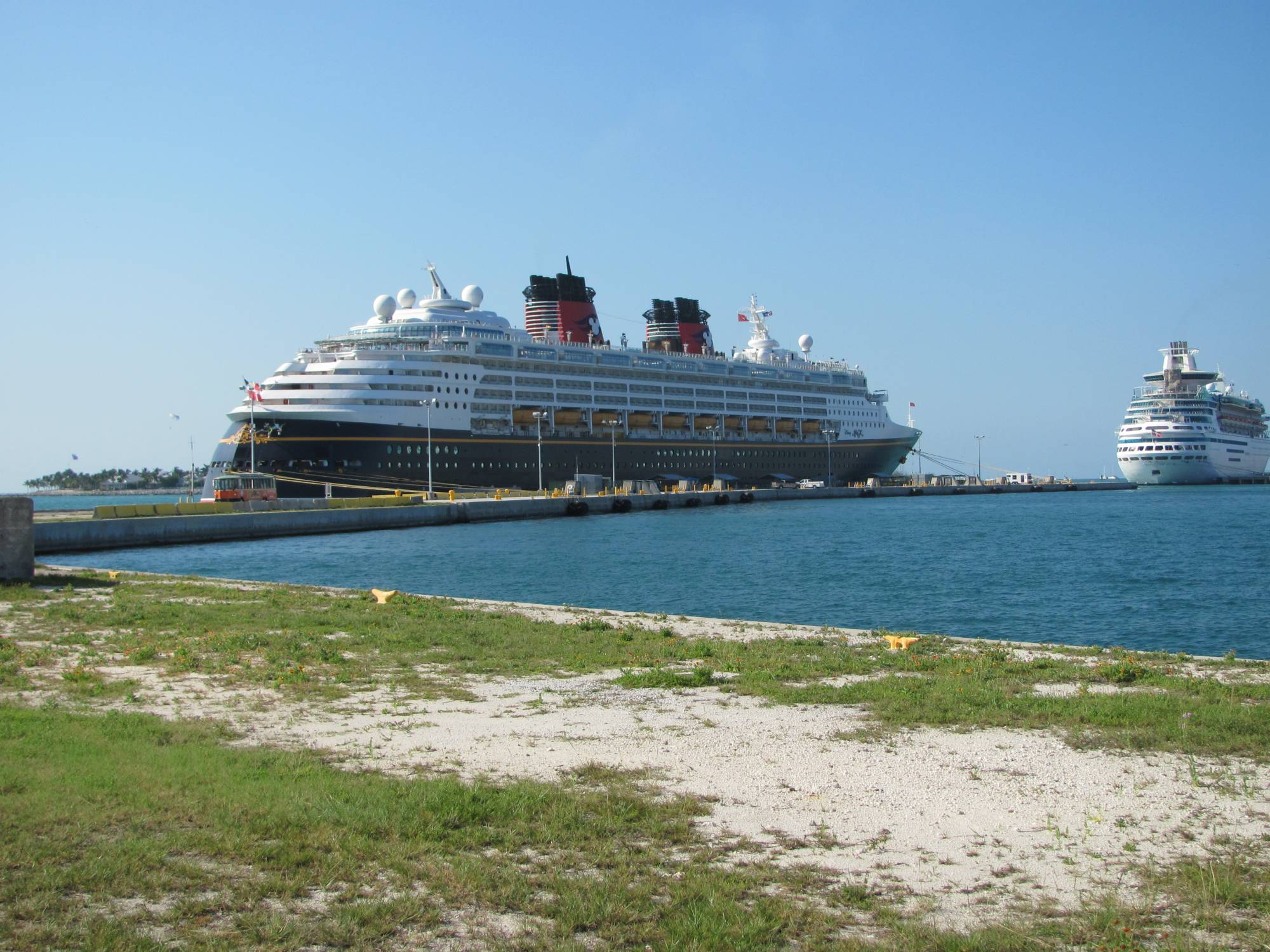 Disney Magic Key West
