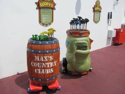 Disney Fantasy Mini Golf