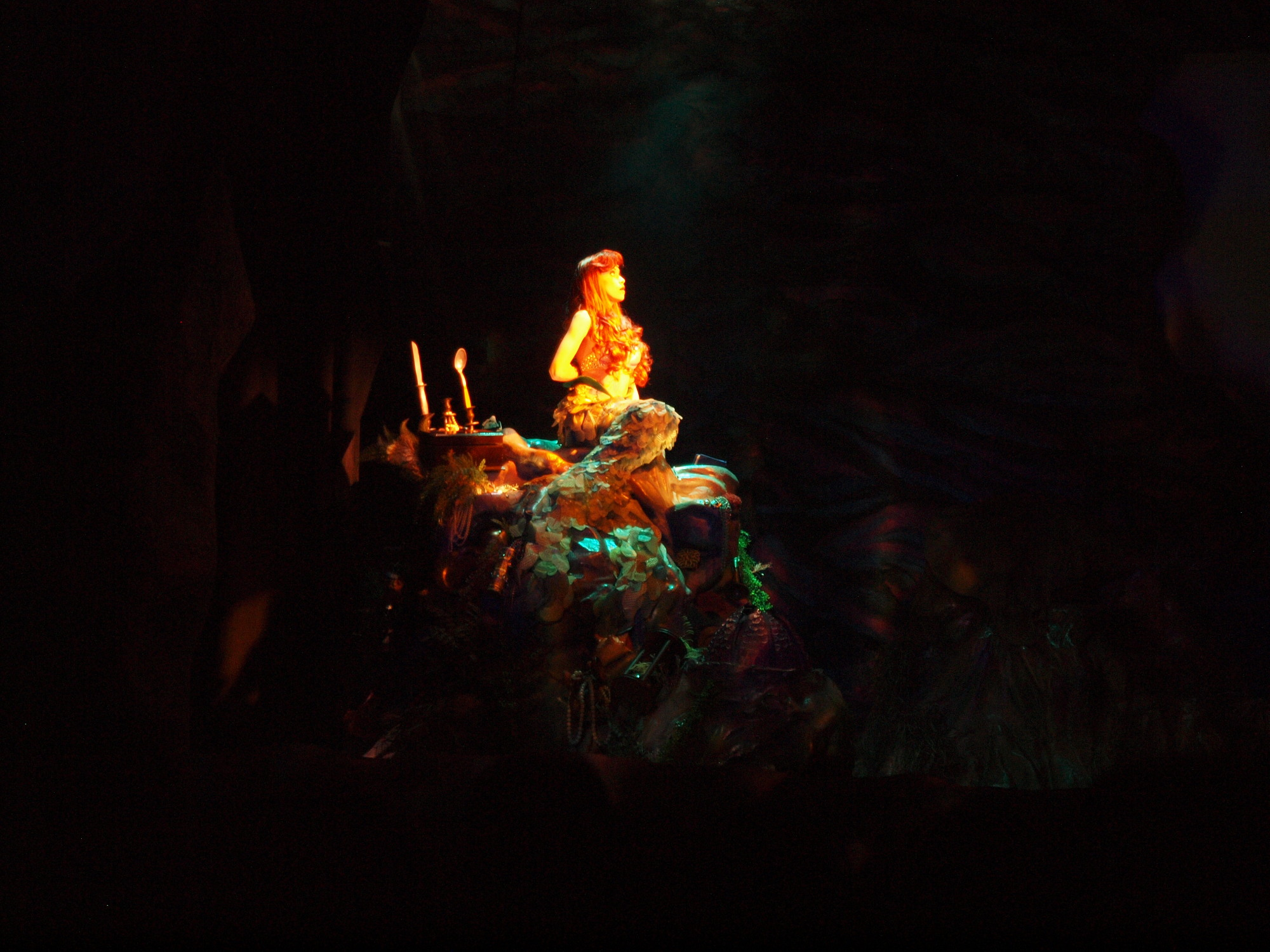 Disney's Hollywood Studios - Voyage of the Little Mermaid