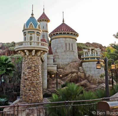 Ariel's Undersea Adventure - Magic Kingdom