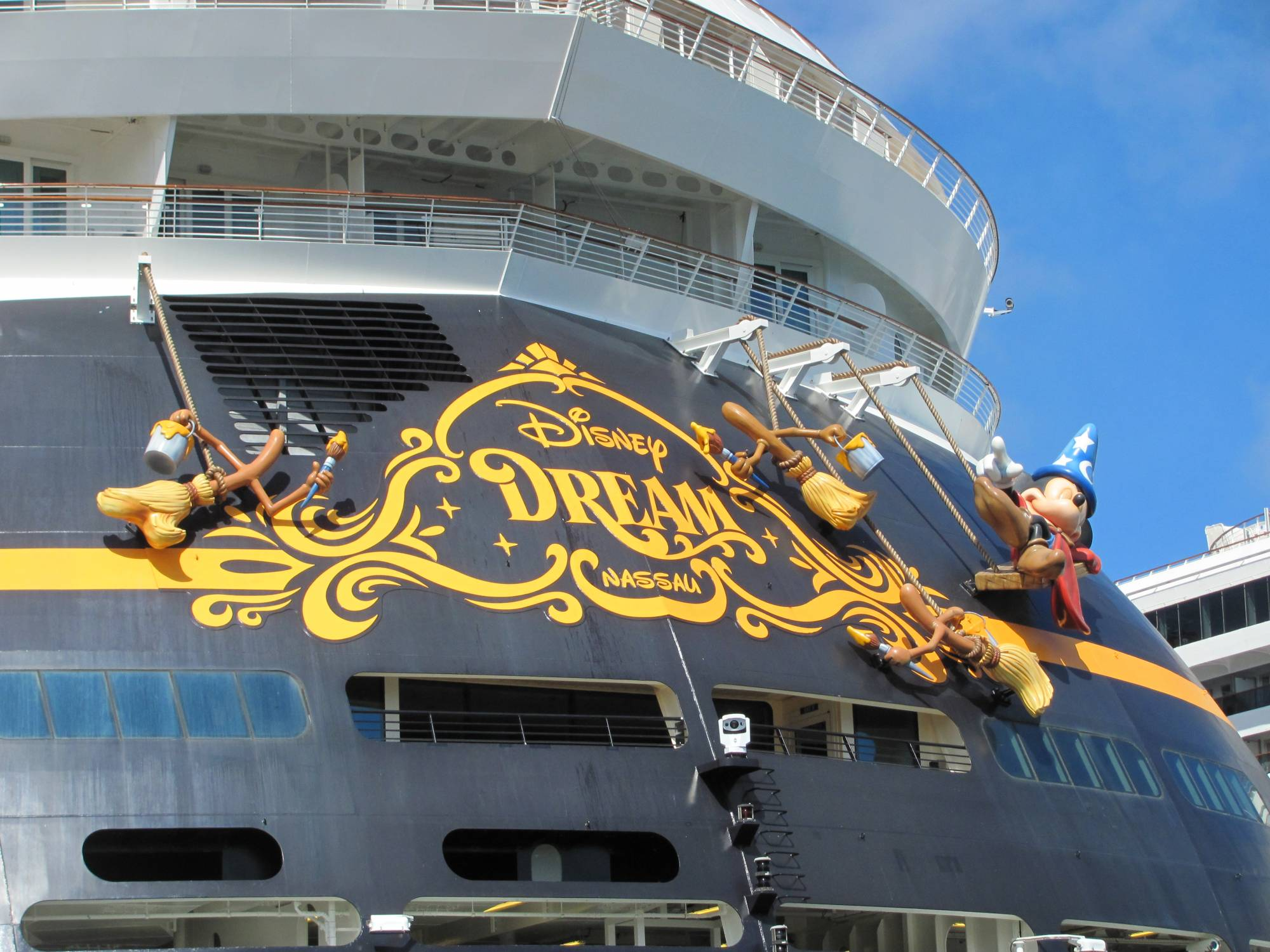 Disney Dream Stern