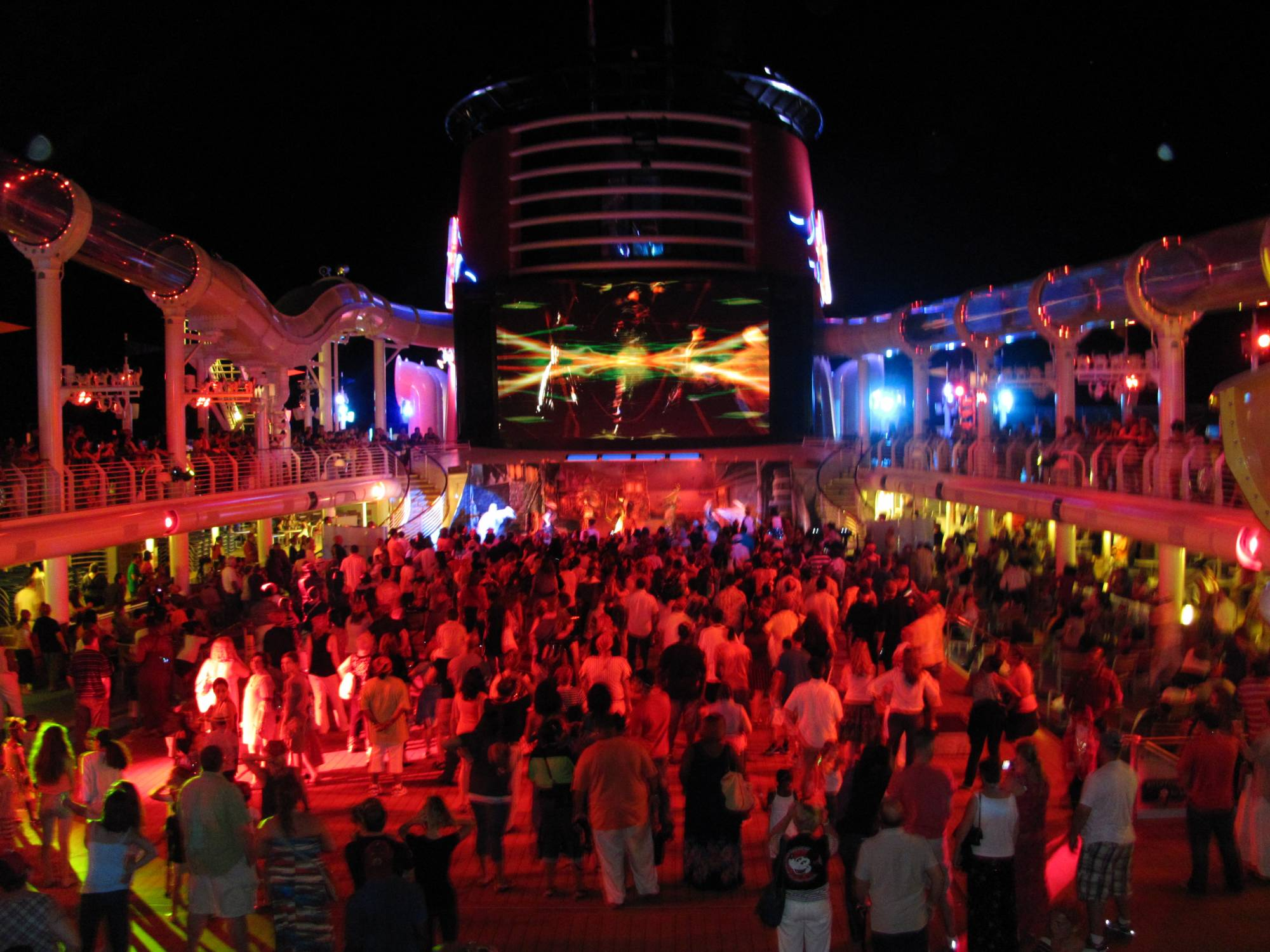 Disney Dream Pirate Party