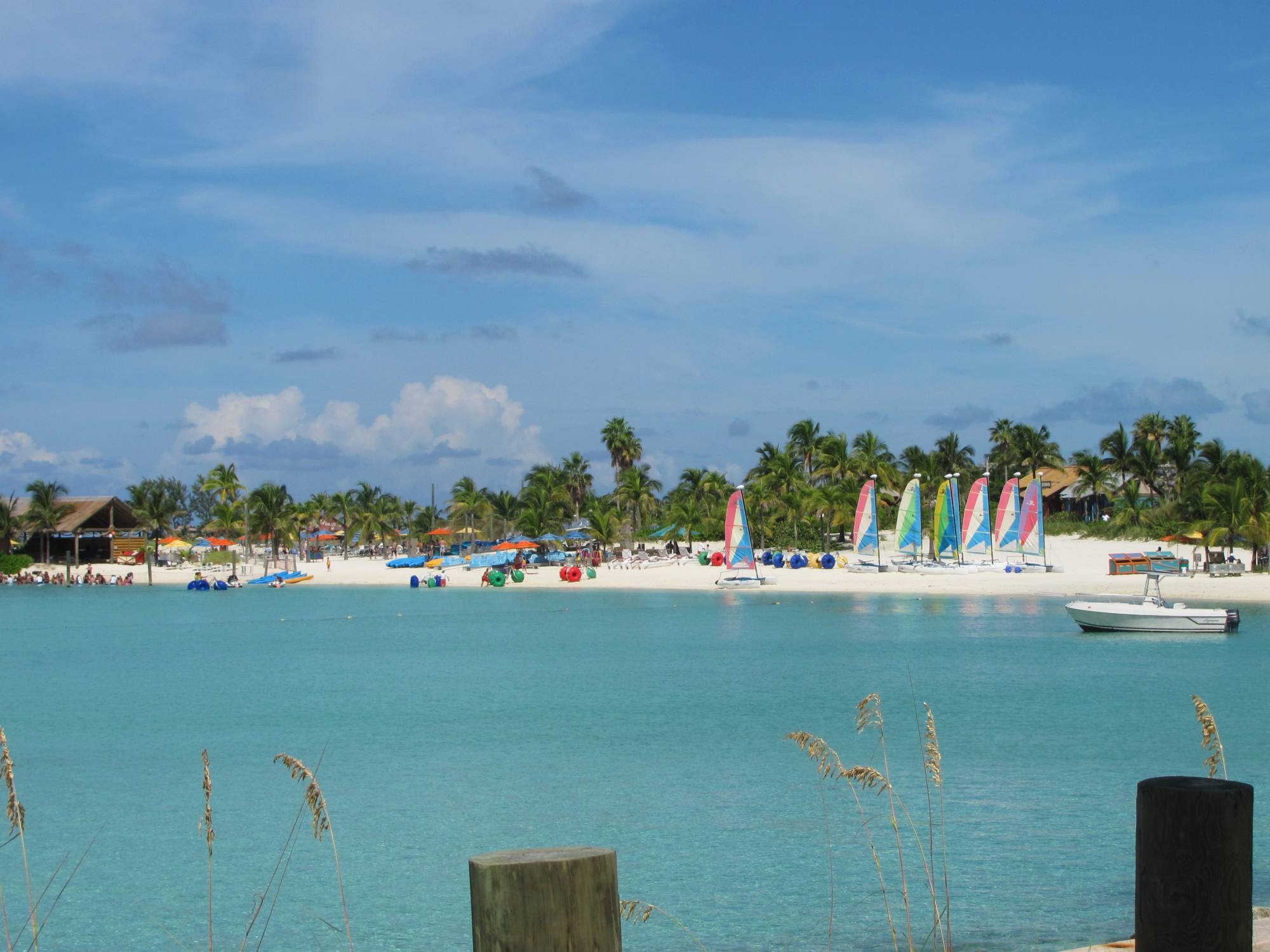 Sports Beach at Castaway Cay