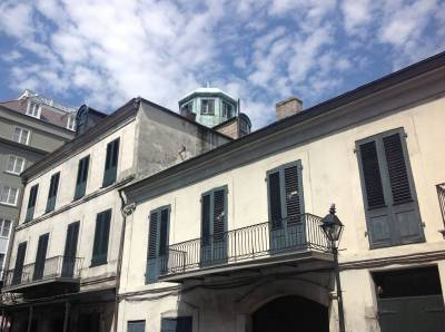 French Quarter Architecture New Orleans PassPorter Photos