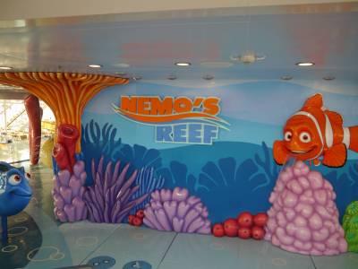 Disney Fantasy - Nemo's Reef