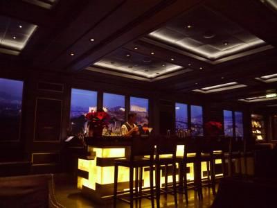 Disney Fantasy - Skyline Lounge bar