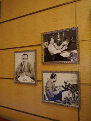 Disney Fantasy - photos of Walt