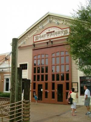 Port Orleans Riverside - Boatwright's Dining Hall
