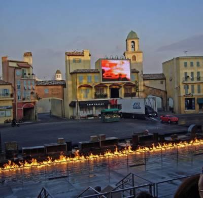 Hollywood Studios - Lights, Motors, Action!