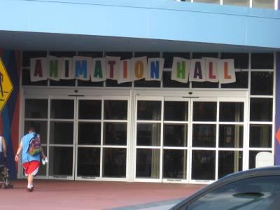 Art of Animation - Animation Hall