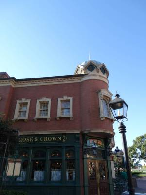 Epcot - Rose and Crown