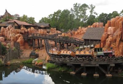 Magic Kingdom - Frontierland - Big Thunder Mountain