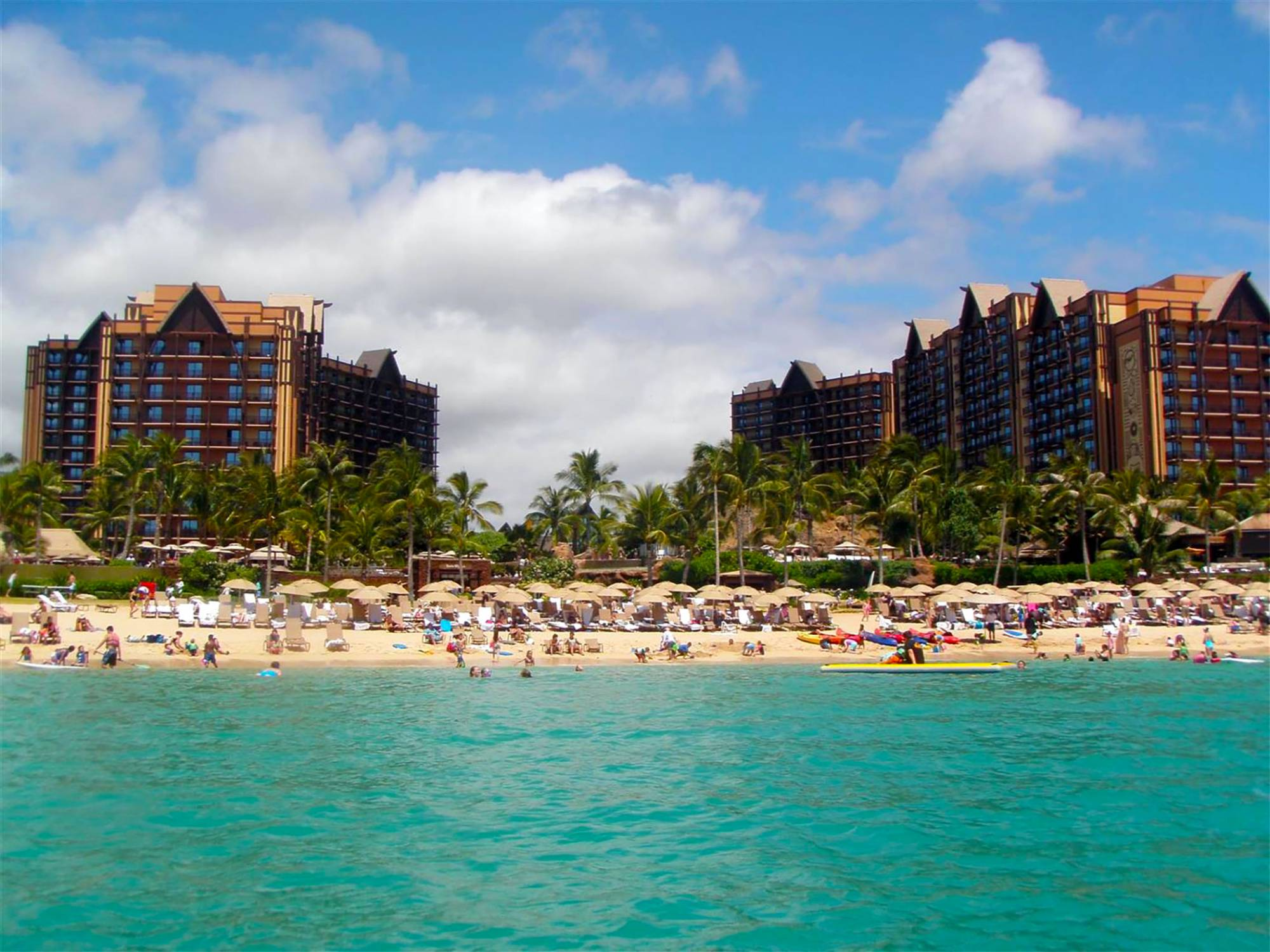 Aulani: A Disney Resort and Spa