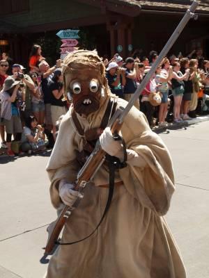 Hollywood Studios - Legends of the Force: Star Wars Celebrity Motorcade