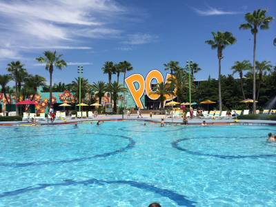 Pop Century - Hippy Dippy Pool