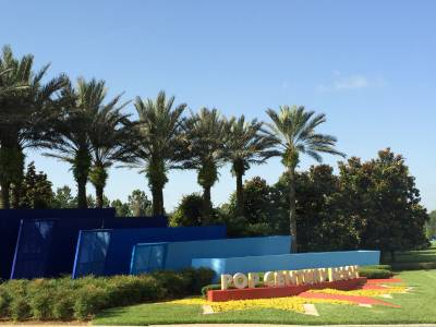 Pop Century Resort - Entrance