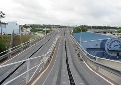 Epcot - Future World - Test Track