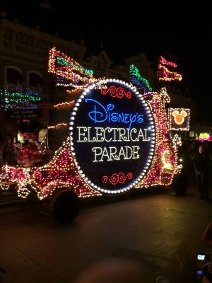 Magic Kingdom - Main Street Electrical Parade