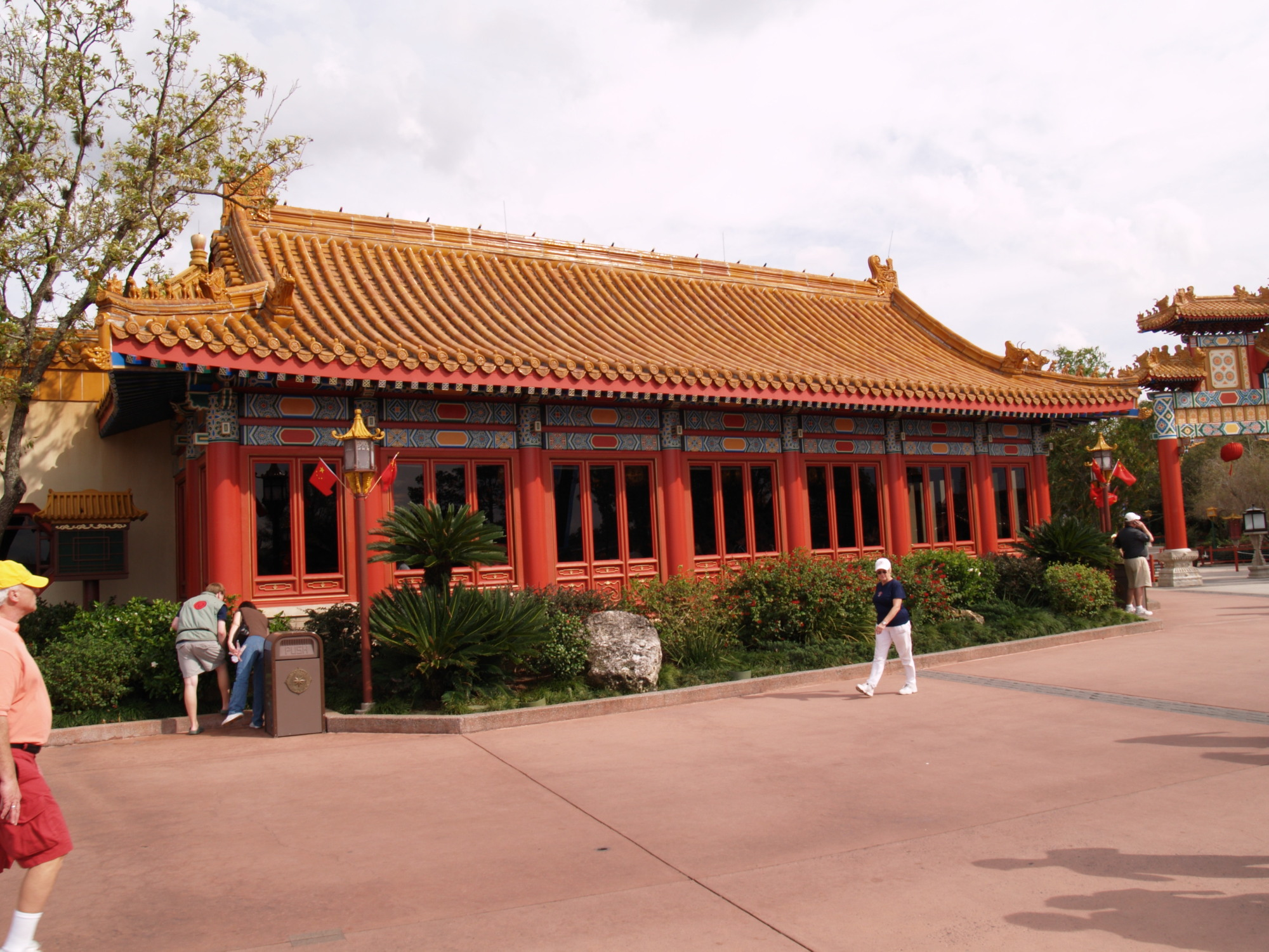Epcot - World Showcase - China
