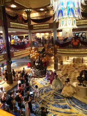 Disney Dream - Princess Gathering