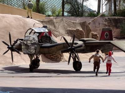 Hollywood Studios - Indiana Jones Epic Stunt Spectacular