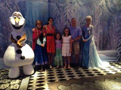 Kids pick DCL disney cruise line