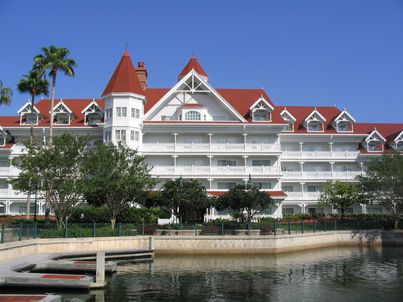 Grand Floridian Resort - Sago Cay