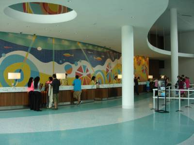 Cabana Bay - Registration