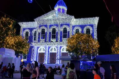 Hollywood Studios Osborne Lights