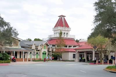 Port Orleans Riverside exterior