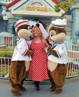 Disneyland Halloween Party Chip 'n' Dale Ginger