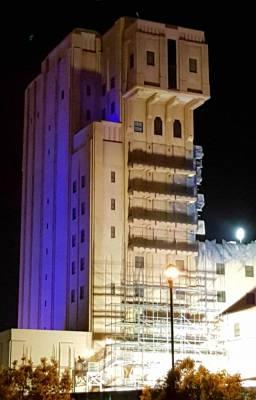 Disney California Adventure Hollywood Land Tower of Terror