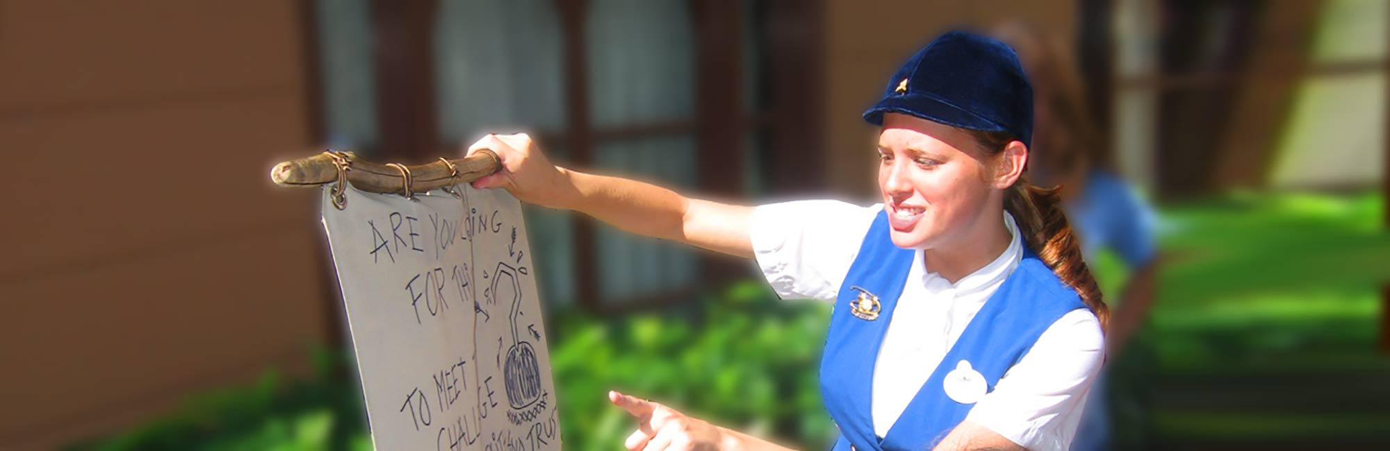 Magic Kingdom Tour Guide