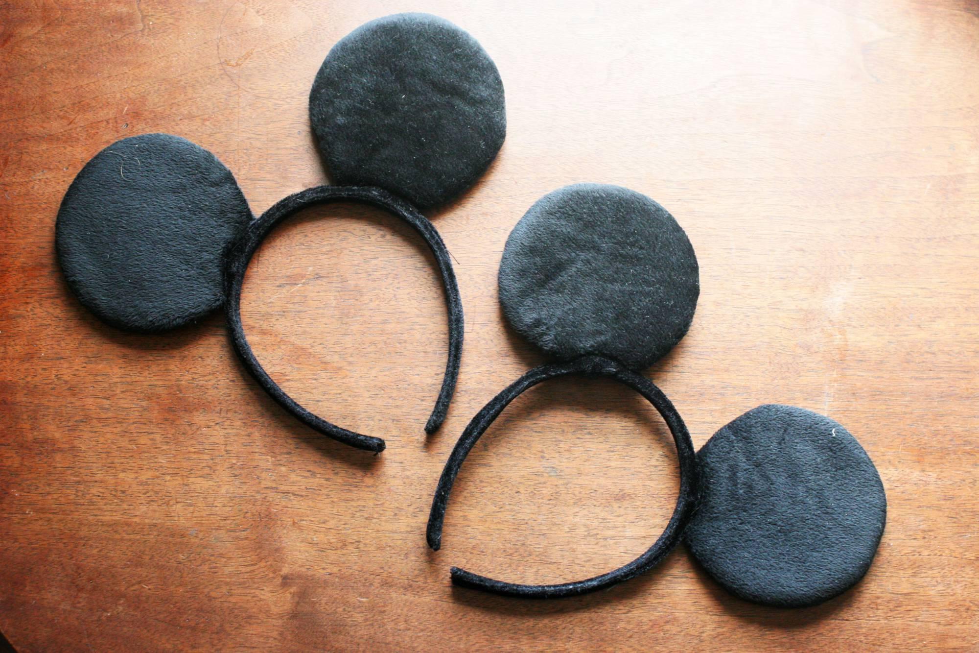 Mickey Ears for Disney World Trip