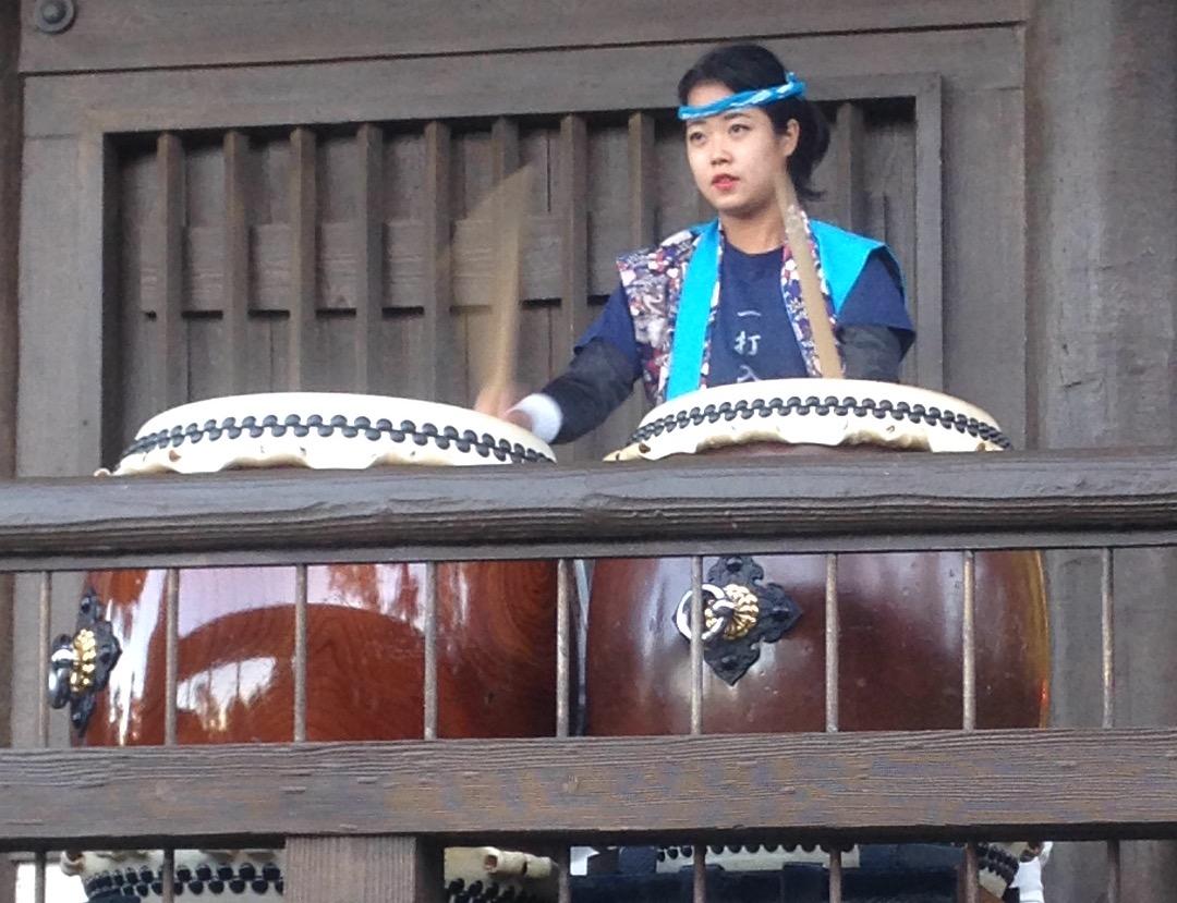 Matsuriza_Taiko_drummers_Epcot