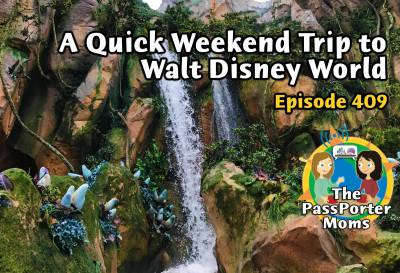 A Quick Weekend Trip to Walt Disney World