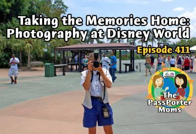 Photography at Walt Disney World