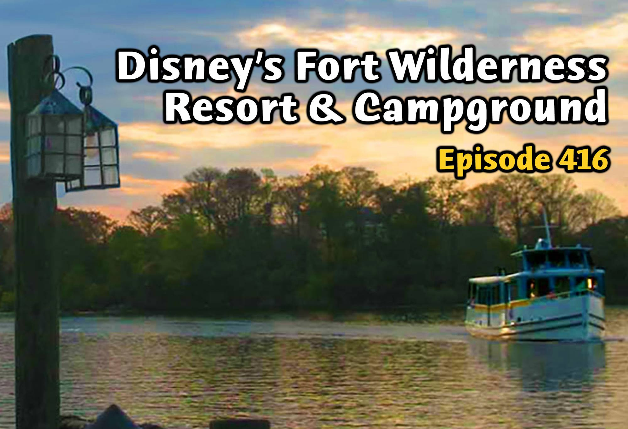 Disneys Fort Wilderness Resort & Campground