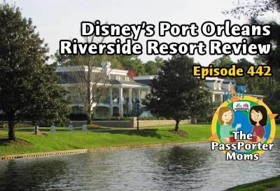 Port Orleans Riversid