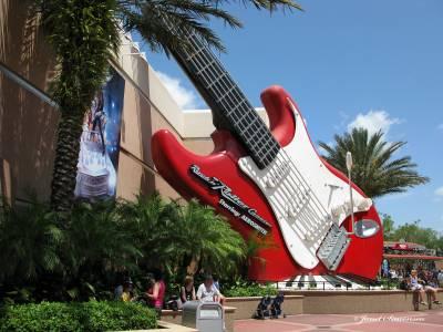 Disney Hollywood Studios-Rockin Roller Coaster