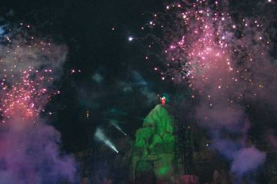 DHS: Fantasmic: Mickey Saves the Day