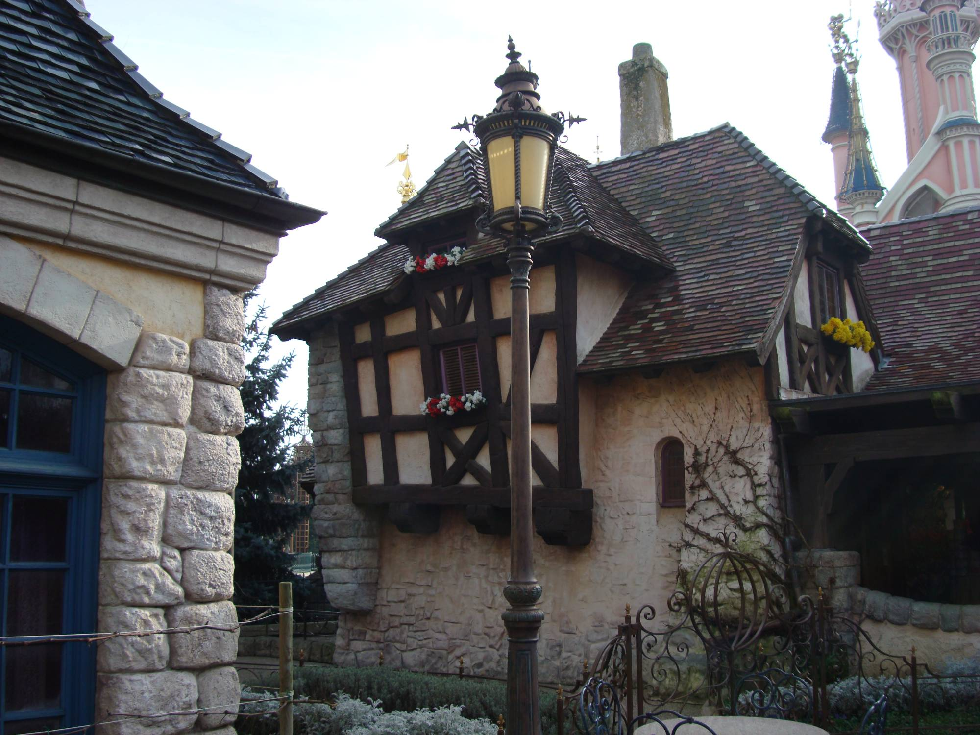 Disneyland Paris - Fantasyland