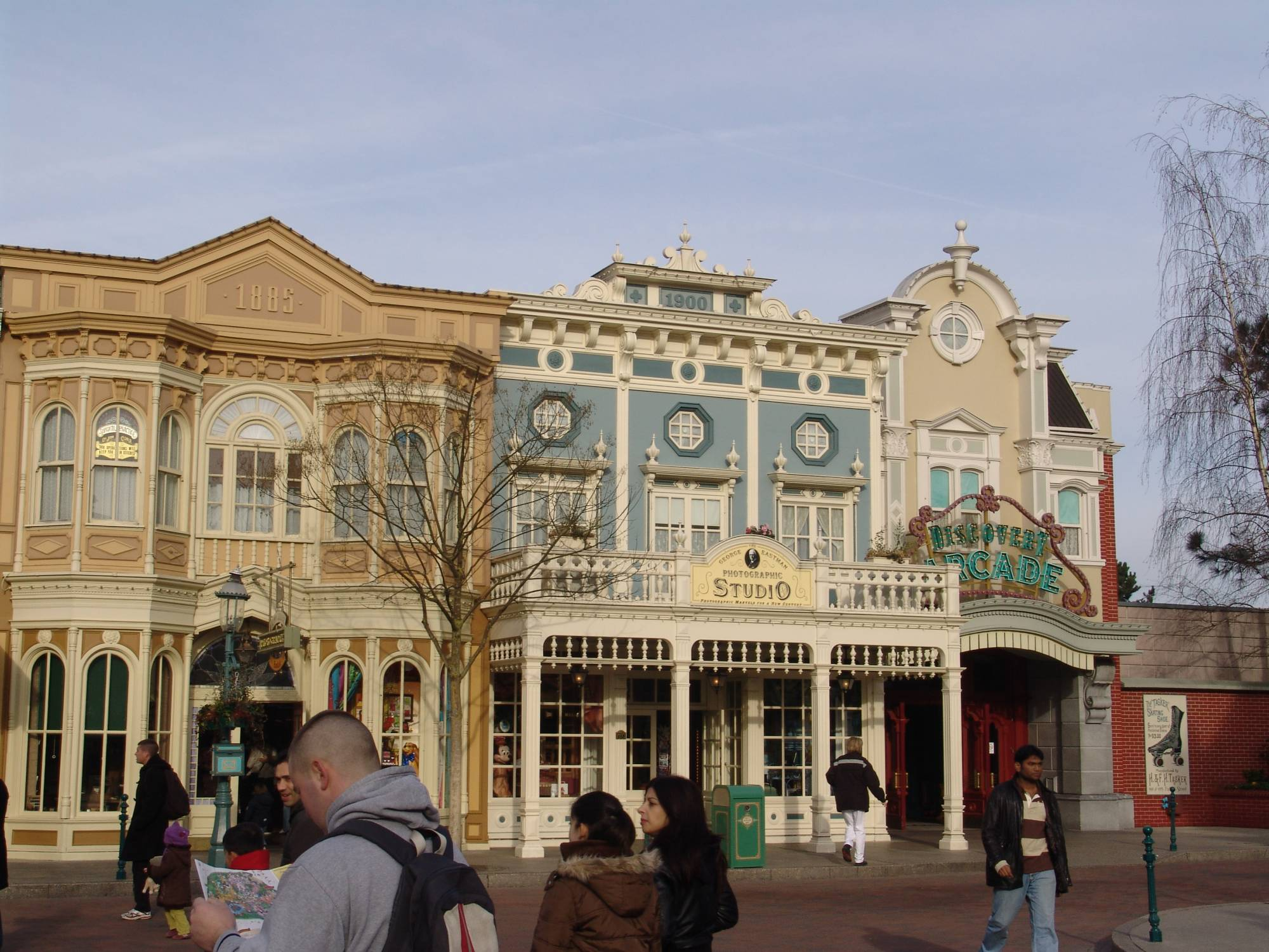 Disneyland Paris - Main Street USA