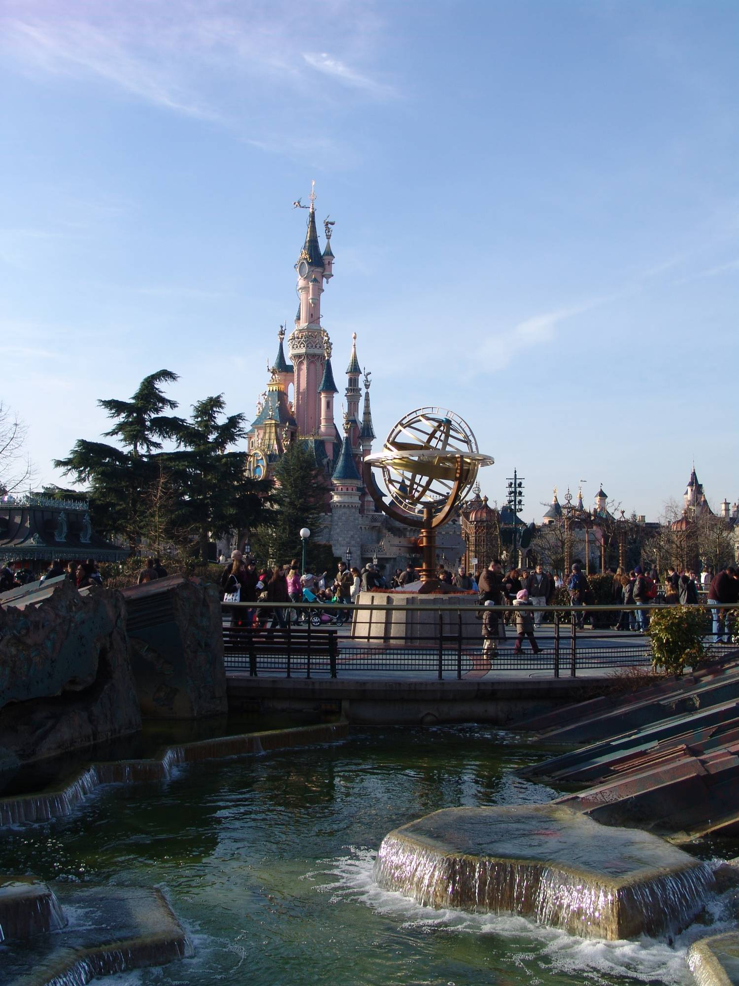Disneyland Paris - Sleeping Beauty Castle