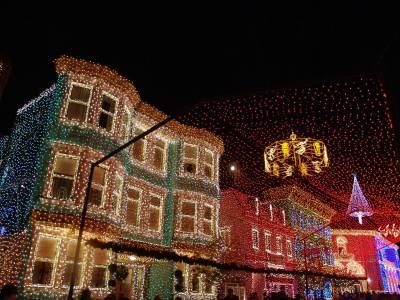 Disney's Hollywood Studios - Osborne Spectacle of Lights