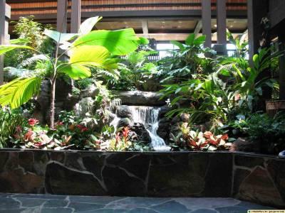 Polynesian - Atrium